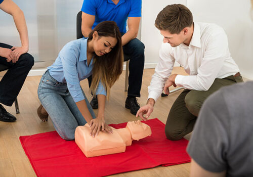 First-Aid-Stock-photo